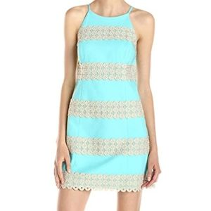 Lilly Pulitzer Annabelle stripe shift dress